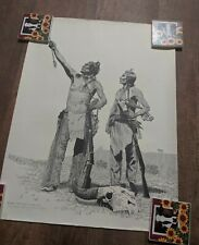 8 Bob Golledge Native Indian Art Lithographs Limited Edition Signed Numbered
