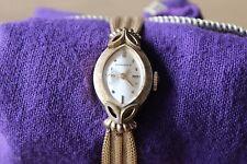 Antique Art Deco Longines Ladies Womens Wrist Watch 10k Gold Filled WORKING