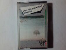GENESIS Wind and wuthering mc ITALY RARISSIMA