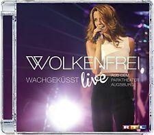 WOLKENFREI - WACHGEKÜSST (LIVE) (inkl. Akustik, Hazienda MIX) CD NEU