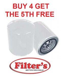 Oil   Filter  for Mahindra XUV500 2.2L TD 08/12-on 8/2012- 2013 2014 BRETTS JS