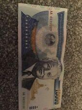 Laos 10000 Kip billet