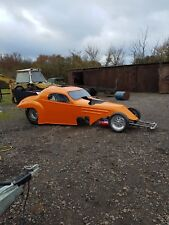 35 PLYMOUTH COUPE DRAGSTER ALTERED FUNNY CAR RACE DRAG SHOW HOT ROD PRO STREET