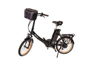 E-Bike Klapprad 20 Zoll Pedelec E-Bike Faltrad 20 Zoll Movena AFH20