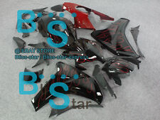 Flames Red INJECTION Fairing Fit HONDA CBR1000RR 2009 2010 2008-2011 51 A2