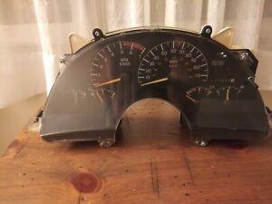 1994 Pontiac Firebird Formula Instrument Cluster LT1 V8