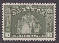 Canada 1934 #209 Loyalists - MNH F/VF