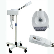 Professional Salon Spa Ionic Facial Steamer Beauty Equipment Skin Care Ozone US