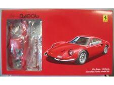 Fujimi 1/24 Ferrari RS-57 Dino 246 GT model kit From Japan F/S