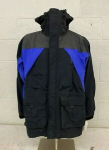RARE Vintage Dana Design Mountaineering Shell Jacket Fully Taped Seams Size Lrg