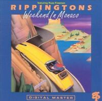 Weekend in Monaco by The Rippingtons (CD, Aug-1992, GRP (USA) NO CASE