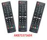 AKB75375604 Replace for LG TV Remote 75UK6570PUA,75UK6570PUB,86UK6570AUA NETFLIX