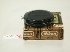 Nikon S Micro 3,5/50 4/105 Objektivdeckel Objektiv Deckel Front Lens Cap de52
