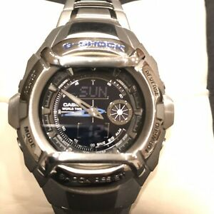 Casio G Shock (2759) G520SCD Blue Accent Great Condition