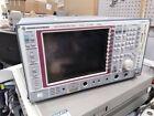 Rohde & Schwarz - Spectrum Analyzer - 20 Hz. 3.5GHz.