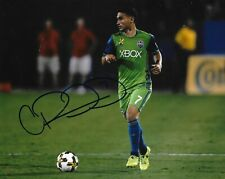 Cristian Roldan signed Seattle Sounders 8x10 photo MLS Soccer autographed 3