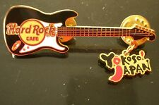 HRC HARD ROCK CAFE Giappone YOKOSO Welcome Guitar 2007 le200 Stratocaster