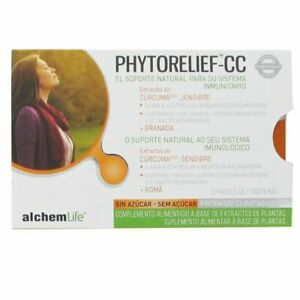 2 X PHYTORELIEF - CC Natural Immune Support 24 LOZENGES EXP.DATE 05/2022