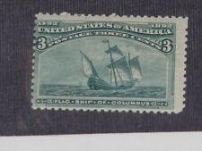 Us Scott# 232, Mint Hinged