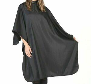 Top Friseur Umhang Salon Apron Haarfärbeumhang Wasserdicht Friseurbedarf cape DE