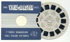 ZUGSPITZE Germany 1955 Belgium-made ViewMaster Single Reel 1506