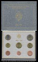 VATICANO 2006 - DIVISIONALE UFFICIALE MONETE  EURO  PAPA BENEDETTO XVI ANNO 2006
