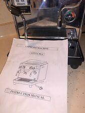 Pasquini Livia 90 S Espresso Machine W/ Manual Working