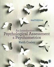 An Introduction to Psychological Assessment and Psychometrics 9781446267158