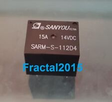 1pcs SARM-S-112D4 SANYOU 12VDC Relay