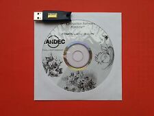 RANDEC FOKSS4th NET Software+Aladdin HASP SRM MASTER USB Security Key dongle