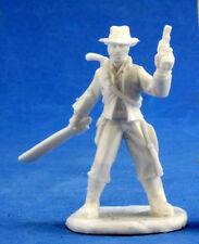 1 x FRANK BUCK - BONES REAPER miniature rpg jdr explorateur adventurer 80033