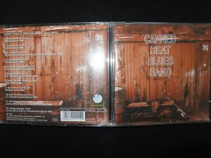 CD CANNED HEAT BLUES BAND /