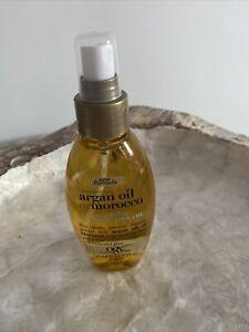 New Stock! OGX Renewing+ Argan Oil of Morocco Reviving Dry Oil 118ml
