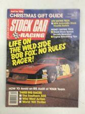 Stock Car Racing Magazine Vintage Nov 1990 Racing Cams Articles Richard Petty