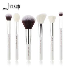 Jessup Make up Brushes Set Face Blush Powder Foundation Eyeshadow Tool 6PCS