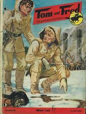 Tom e Fred 18 (z4), Hans Killian casa editrice