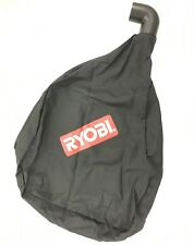 "Ryobi RTS30 10"" table saw OEM dust bag and elbow assembly 089037008069"