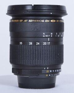 Tamron SP AF 17-35mm f/2.8-4 Di LD Aspherical for Nikon AF