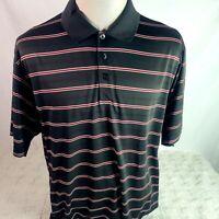 Adidas Golf Polo ClimaCool Gray Short Sleeve Golf Shirt Mens Size 2XL XXL