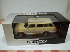 white box sc1/43 chevrolet varaneio