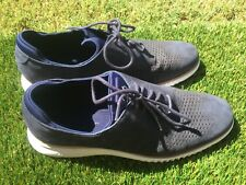 Mens COLE HAAN C23806 2.0 ZeroGrand Marine Blue Shoes Sz 11