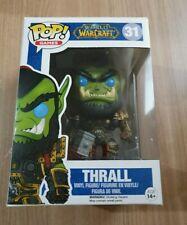 World Of Warcraft Thrall Funko Pop Vinyl Brand New ⭐⭐⭐⭐⭐