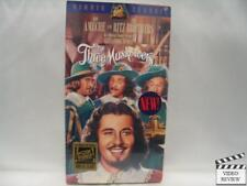 The Three Musketeers (VHS, 1994) 1939 Version; Like New