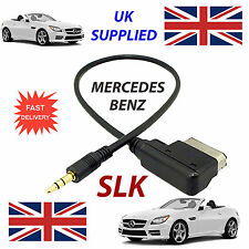 Mercedes Benz SLK CLASS A0018279204 3.5mm jack MP3 iPod in car Cable replacement
