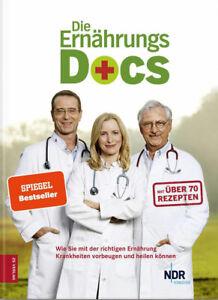 DIE ERNÄHRUNGS-DOCS | Das Buch zur TV-Sendung mit über 70 Rezepten