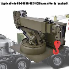 HG-P803 RC Hebearmbaugruppe 1/12 Militär-LKW Schwerer Traktor Modifiziertes ❤❤❤