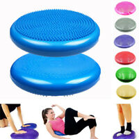 35cm Yoga Stability/Balance Trainer Air Cushion PAD Disc Gym