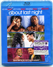 About Last Night Blu-ray Disc 2014 - with Digial HD/Ultraviolet BRAND NEW SEALED