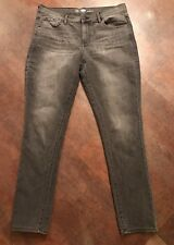 Women's OLD NAVY Gray Skinny Jeans Size 8