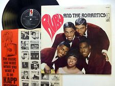 RUBY And The ROMANTICS LP Kapp STEREO soul Jazz 1st press   Fm217